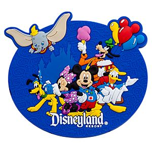 Storybook Disneyland Resort Magnet