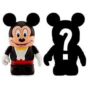 Vinylmation Park 7 Series Combo Pack -- 3 Mickey Mouse with 3 Figure