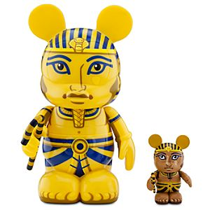 Vinylmation Urban 7 Series 9 Figure -- King Tut with 3 King Tut Figure