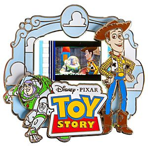 Piece of Disney Movies Toy Story Pin