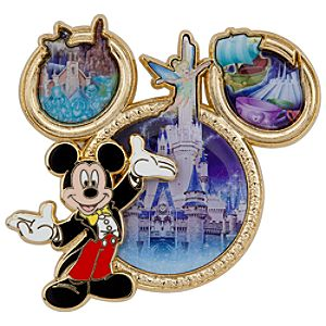 Limited Edition Walt Disney World Mickey Mouse Pin