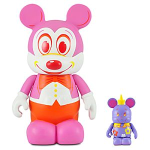Vinylmation The Florida Project Series 9 Figure -- Retro Mickey Mouse with 3 Dumbo
