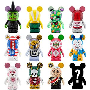 Vinylmation Holiday 3 Series Figure -- 3