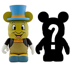 Vinylmation Animation 2 Series Combo Pack -- 3 Jiminy Cricket with 3 Figure