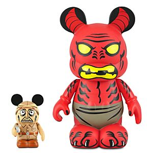 Vinylmation Urban 8 Series Monster with Figure - 9'' & 3''