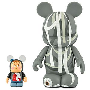 "Vinylmation Urban 8 Series Toilet Paper with Figure - 9"" & 3"""