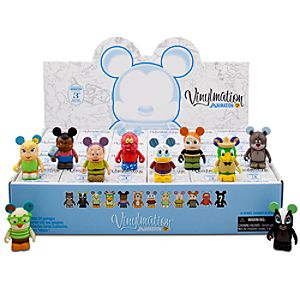 Vinylmation Animation 2 Series Figures -- 3 -- Tray of 24-Pc.