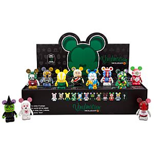 Vinylmation Holiday 3 Series Figure -- 3 -- Tray of 24-Pc.