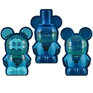 3-D Haunted Mansion Ghosts Vinylmation Pin Set -- 3-Pc.