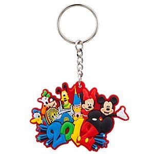 2012 Disneyland Mickey Mouse Keychain