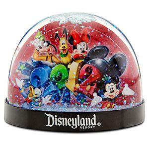 2012 Disneyland Snowglobe
