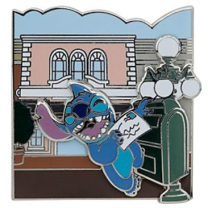 Online Exclusive Main Street Opera House Stitch Pin