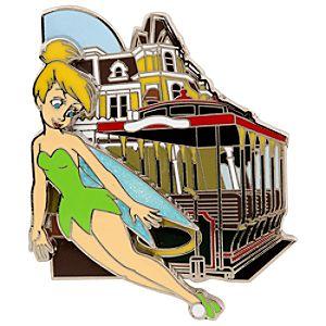 Tinker Bell Pin - Main Street U.S.A.