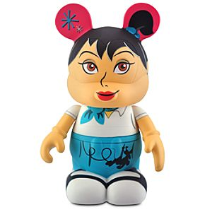 Vinylmation Urban 8 Series 9 Figure -- Poodle Skirt