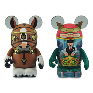 Vinylmation Park Series 7 Trolley Set -- 3 -- 2-Pc.