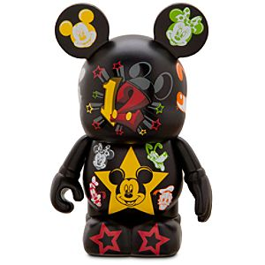 Vinylmation 2012 Disney Parks Figure -- Black -- 3