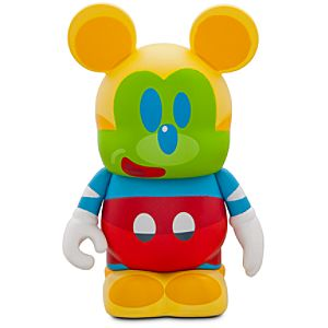 Vinylmation D-Tour Series 3 Figure -- Modern Mickey Mouse