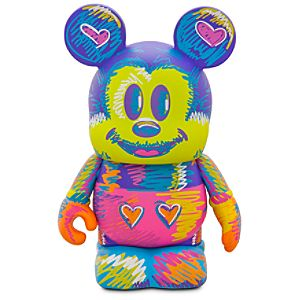Vinylmation D-Tour Series 3 Figure -- Pastel Mickey Mouse
