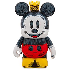 Vinylmation D-Tour Series 3 Figure -- King Mickey Mouse