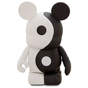 Vinylmation Theme Park Favorites Series 3 Figure -- Yin and Yang