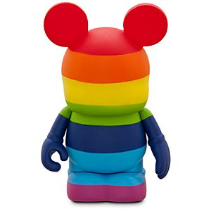 Vinylmation Theme Park Favorites Series 3 Figure -- Rainbow