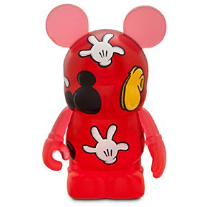 Vinylmation Theme Park Favorites Series 3 Figure -- Best of Mickey