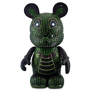 Online Exclusive 40th Anniversary Walt Disney World Vinylmation Parks 7 Series 9 Figure -- Electrical Parade Dragon