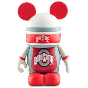 Vinylmation Ohio State University Figure -- 3