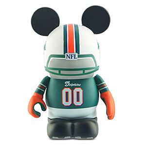 Vinylmation National Football League Miami Dolphins Figure -- 3