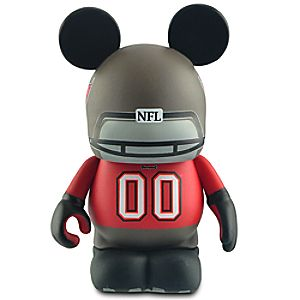 Vinylmation National Football League Tampa Bay Buccaneers Figure -- 3