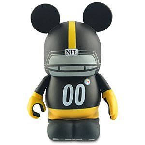 Vinylmation National Football League Pittsburgh Steelers Figure -- 3