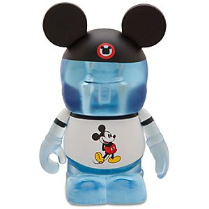 Online Exclusive Vinylmation Theme Park Favorites Series 3 Figure -- Ringer Tee -- Blue
