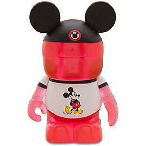 Online Exclusive Vinylmation Theme Park Favorites Series 3 Figure -- Ringer Tee -- Red