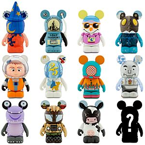 Vinylmation Park 8 Series Figure - 3 H