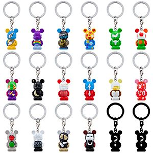Vinylmation Jr. Series 5 Keychain - 1 1/2