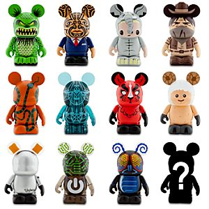 Vinylmation Urban 9 Series Figure -- 3 H