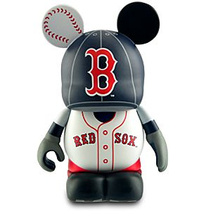 Vinylmation Major League Baseball Boston Red Sox Figure -- 3