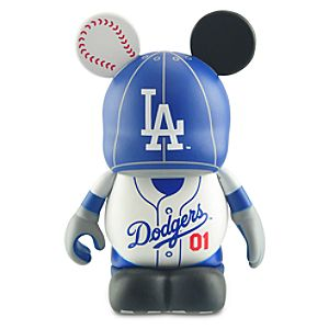 Vinylmation Major League Baseball Los Angeles Dodgers Figure -- 3