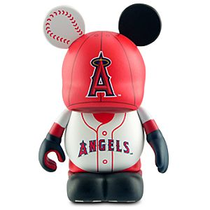 Vinylmation Major League Baseball Los Angeles Angels of Anaheim Figure -- 3