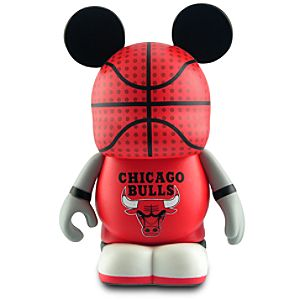 Vinylmation NBA Chicago Bulls Figure -- 3