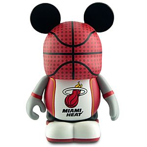 Vinylmation NBA Miami Heat Figure -- 3