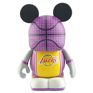 Vinylmation NBA Los Angeles Lakers Figure -- 3