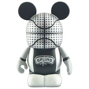 Vinylmation NBA San Antonio Spurs Figure -- 3