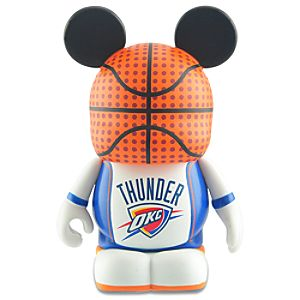 Vinylmation NBA Oklahoma City Thunder Figure -- 3