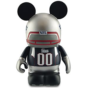 Vinylmation National Football League New England Patriots Figure -- 3