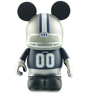 Vinylmation National Football League Dallas Cowboys Figure -- 3