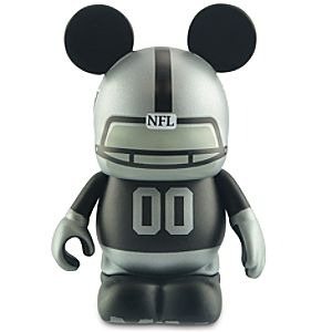 Vinylmation National Football League Oakland Raiders Figure -- 3