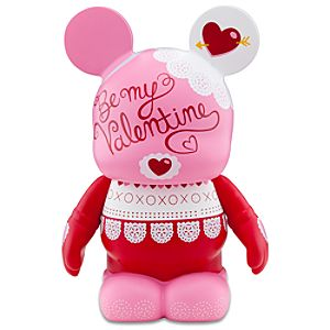 Vinylmation Holiday 3 Series 9 Figure -- Be My Valentine