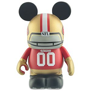 Vinylmation National Football League San Francisco 49ers Figure -- 3