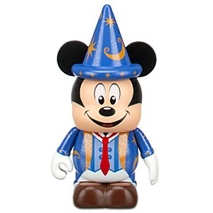 Vinylmation Disneyland Paris Mickey Mouse Figure -- 3